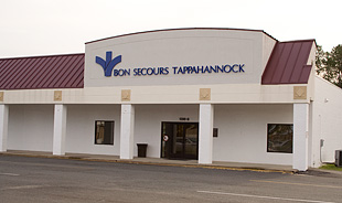 Tappahannock exterior pic