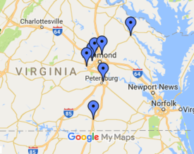 Virginia Urology Locations